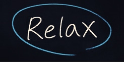 Relaxation helps avoid bruxism.