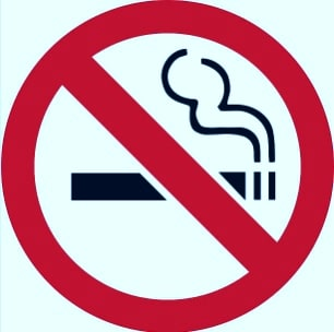 No smoking during recovery after wisdom tooth removal. Carson & Carson, DDS in Oxnard, California.