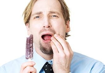 Tooth sensitivity can be a pain. Damaged teeth can become sensitive to hot, cold, and sour foods.