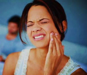 Dental emergency: persistent toothache