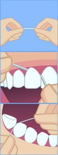 Proper flossing techniques can reduce your chance of getting a cavity by up to 40%. Learn more at CarsonDDS.com