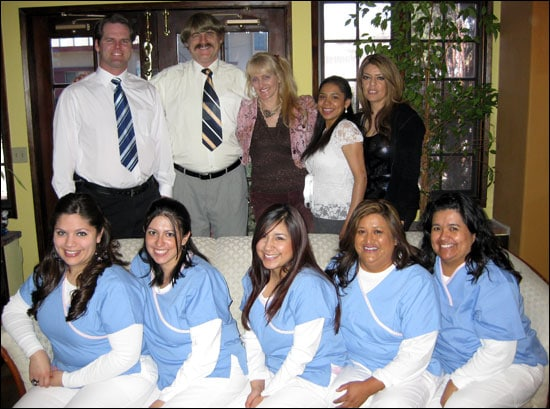 Dentists & Staff of Carson & Carson, DDS